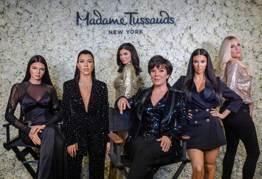 The Kardashin/Jenner family