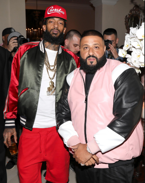 DJ Khaled set to donate all the proceeds from his collaboration with Nipsey Hussle to his children