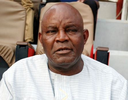 Ex-Super Eagles coach, Christian Chukwu arrives in UK for treatment