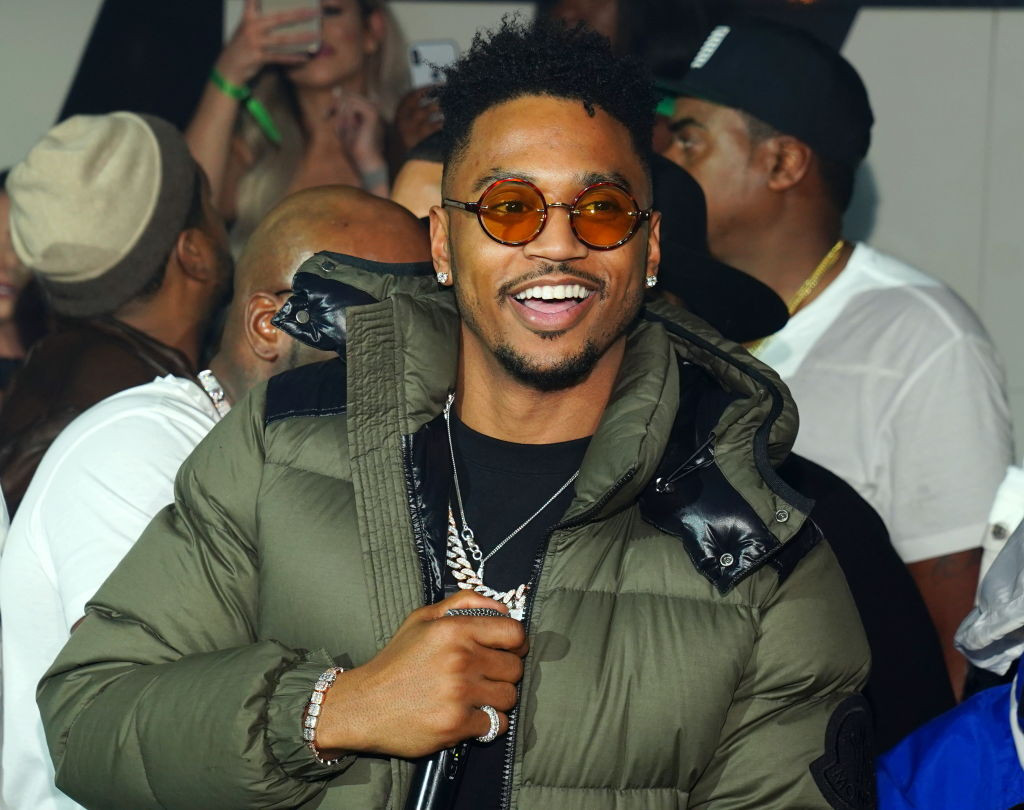 'We Are Blessed and Overjoyed' - Trey Songz reveals he's a father to a baby boy named Noah (See photos)