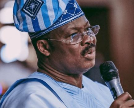 We spent N61bn on education in seven years - Ajimobi