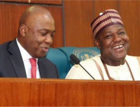 Update:?Court strikes out suit challenging the defection of Saraki, Dogara, 52 other lawmakers