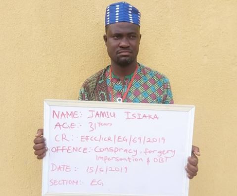 Herbalist arrested for Impersonating NNPC