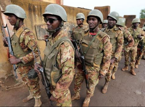 Nigerian Peacekeeper Murdered During An Attack On The United Nations? Stabilization Mission In Mali