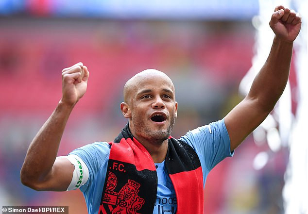 Manchester City confirm Vincent Kompany is to leave the club after 11 years and 360 games