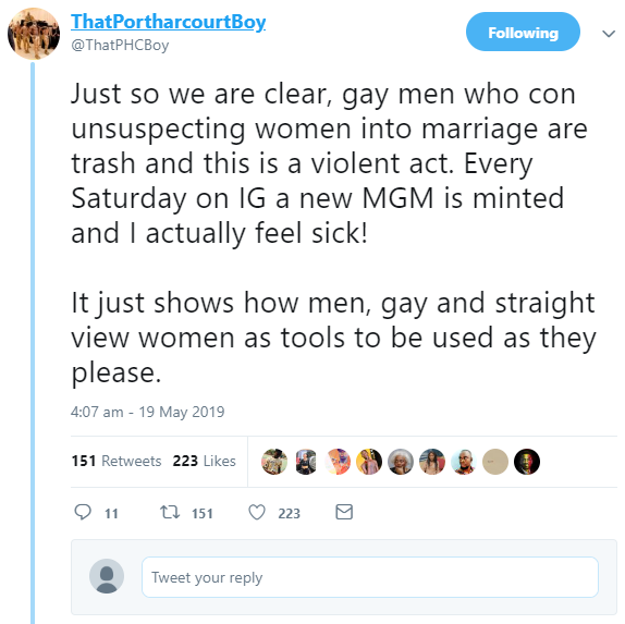 Man alleges there was a wedding this weekend between a gay man and his unsuspecting bride who had no idea his best man is his lover
