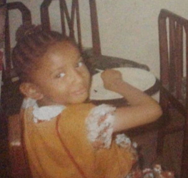 Guess who this little cutie grew to become