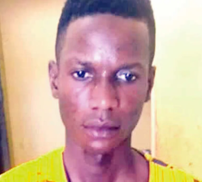 Photo: Prison officials arrest man for smuggling cannabis into Abuja prison