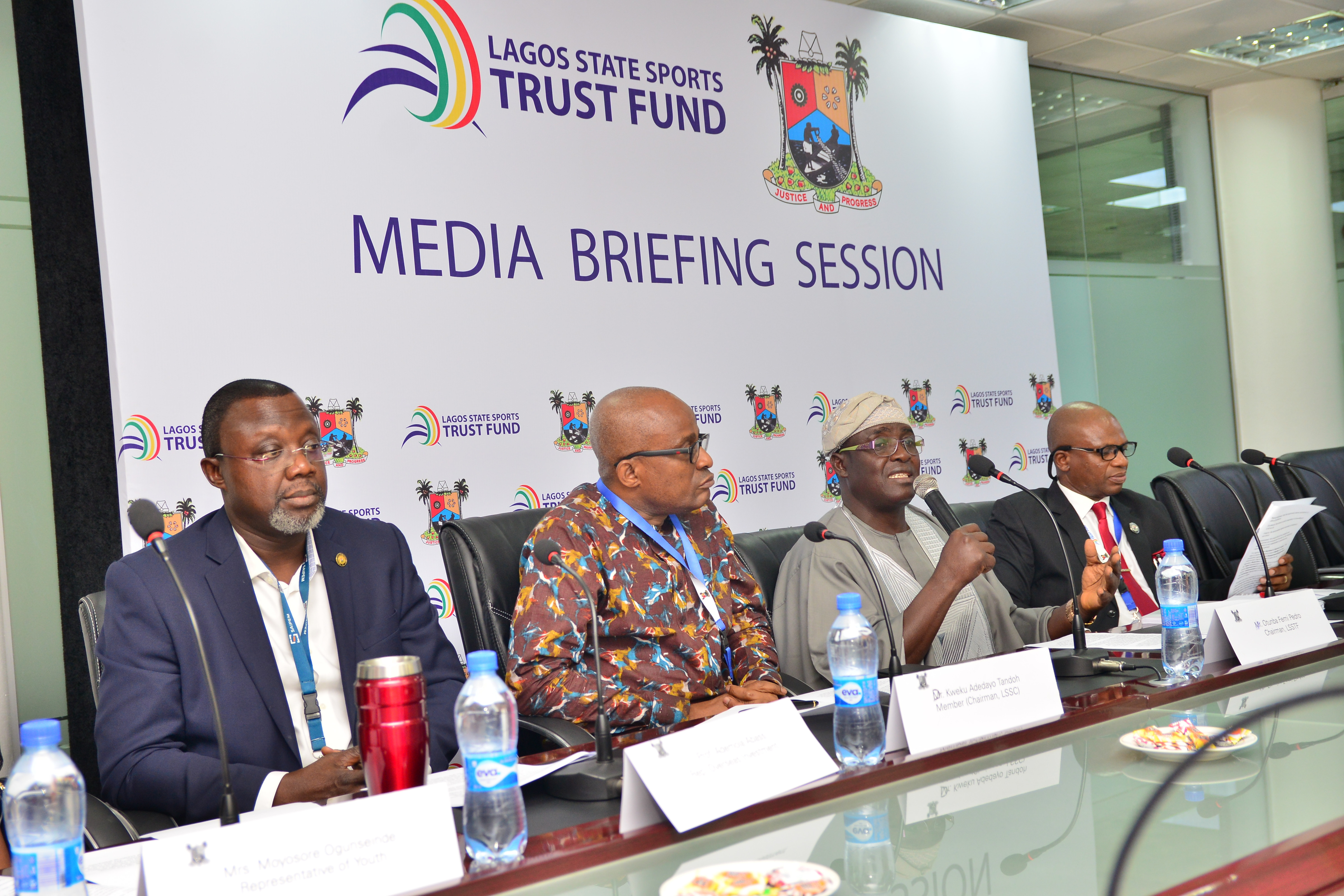LSSTF Targets N10bn to Boost Sports Infrastructure in 5 Years