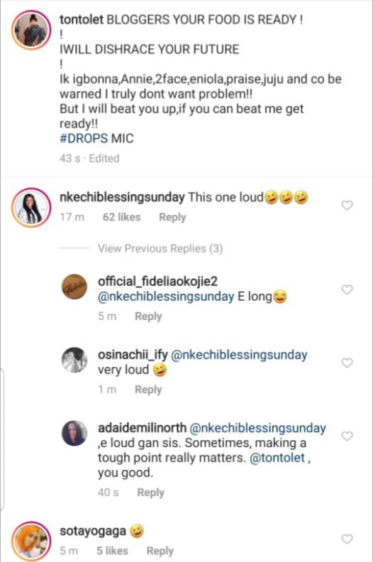 """I will expose your asses if you beg my man for money"" - Tonto Dikeh calls out 2face, Annie Idibia, IK Ogbonna and others as she reveals she"