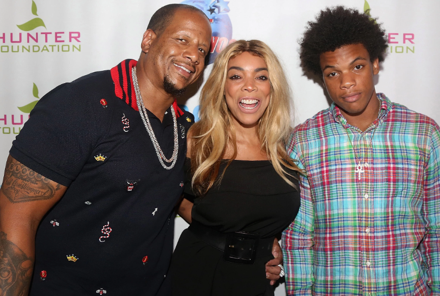 Wendy Williams? 18-year-old son reportedly arrested for punching his father, Kevin Hunter