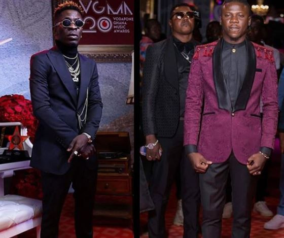 Organisers of Ghana Music Awards Ban Stonebwoy and Shatta Wale Indefinitely, Then Strip Them Off The Awards They Won
