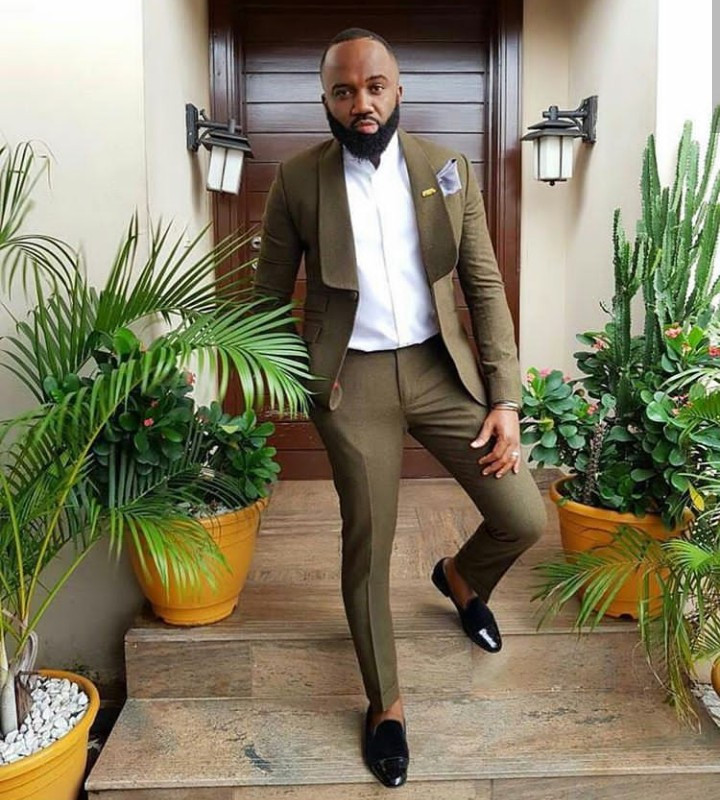 NOBBLE IGWE ACKNOWLEDGES HIS INSTAGRAM IMPOSTOR (PHOTO)