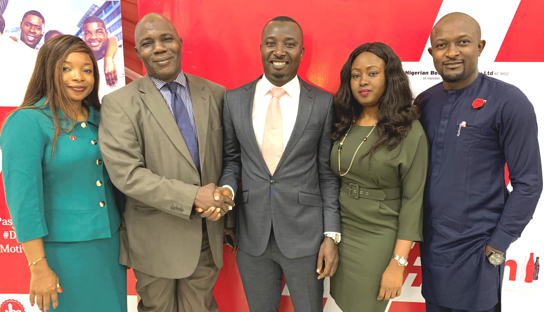 Nigerian Bottling Company thrills Abeokuta Youths with its Youth Empowered Initiative