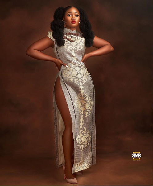 Cee-C dazzles in new photos?