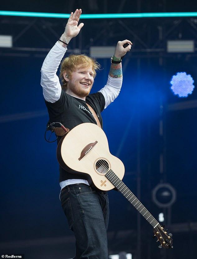 Ed Sheeran set to become a billionaire before he turns 30 as he