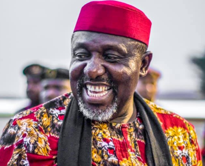Mark my word, I will be president of Nigeria- Governor Okorocha vows