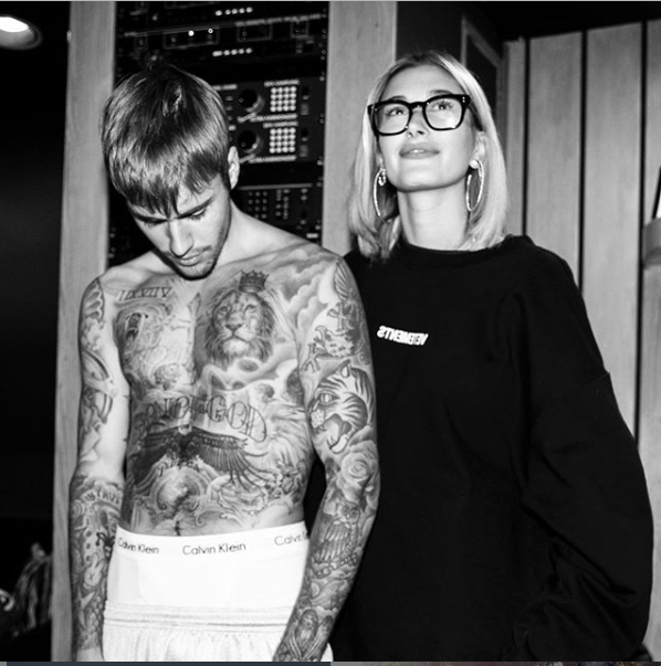Justin Bieber shares loved-up photos with his wife Hailey, as he reveals he gives?her a new nickname everyday
