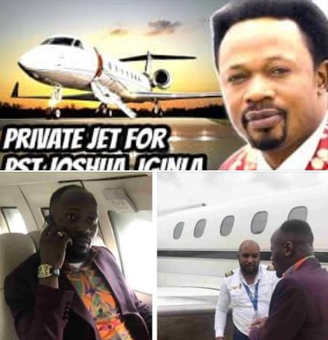 I challenge Joshua Iginla and Johnson Suleiman to prove that they bought new private jets with their cash -?Charles Awuzie