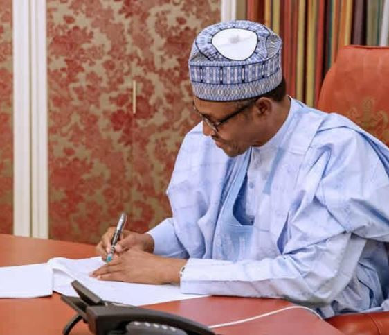President Buhari signs N8.91trn 2019 budget into law