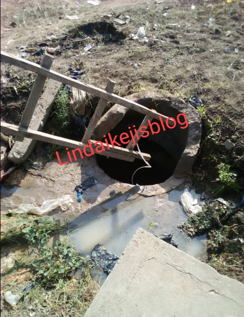 Heartbreaking footage shows moment 26-year-old accountant, Adewura