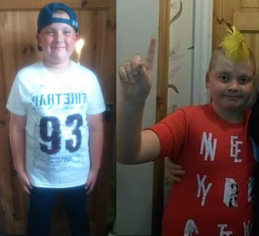 First pictures of teenage brothers suspected to have been poisoned by their mother