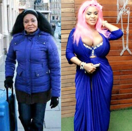 Cossy Ojiakor loses mum one year after the death of her father