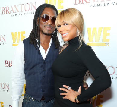 "Tamar Braxton's ""shares sweet message to her Nigerian boyfriend and his reply will warm your heart""photos"