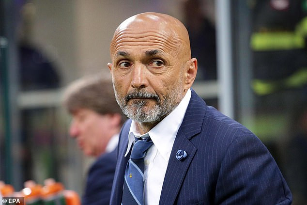Inter Milan boss Luciano Spalletti sacked after 2-years at the club with former Chelsea manager Antonio Conte set to take over