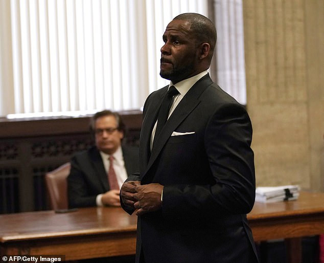 Breaking: R.Kelly charged with 11 new count of sex abuse and assault involving victims between the age 13 and 16 in Chicago