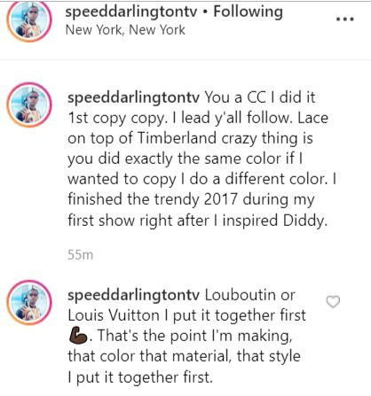 Speed Darlington calls out Olamide for