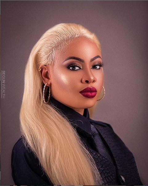 BBN star, Nina releases stunning birthday photos as she clocks 23 today