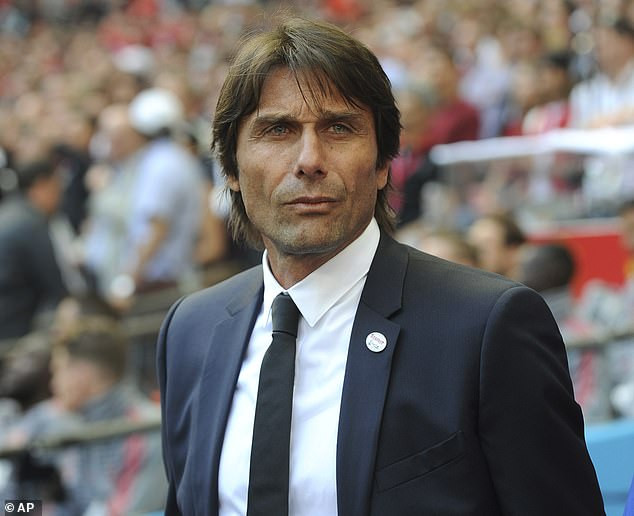 Former Chelsea manager Antonio Conte appointed as new Inter Milan boss after Luciano Spalletti