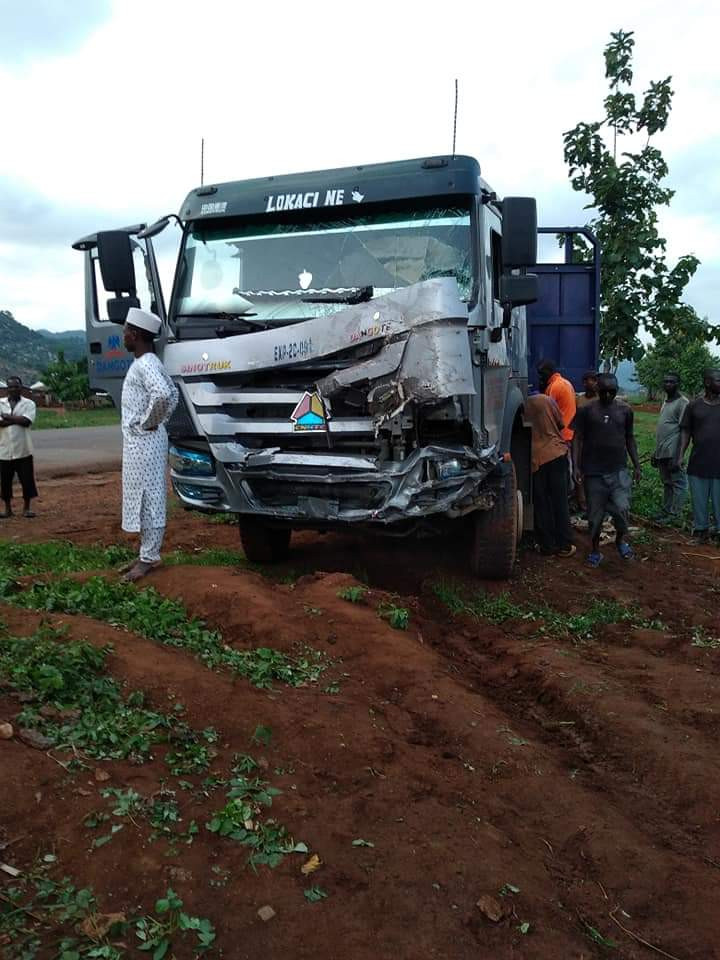 Photos: First Class graduate killed three days after her traditional wedding as truck rams into 18-seater bus along Hawan- Kibo-Jos road