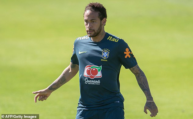 Brazil and PSG star Neymar accused of raping a woman at a Paris hotel after meeting her on Instagram?