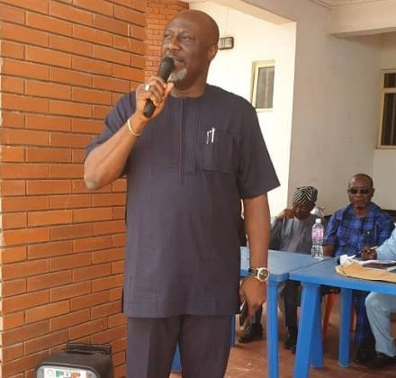 Video — Dino Melaye Promise To Run Against Yahaya Bello For Kogi State Governorship Election In November