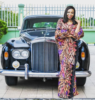 Having a child, getting married or buying a car cannot make one feel better - Betty Irabor