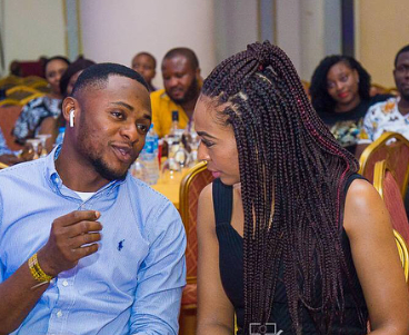 Tboss reacts to allegations she is expecting a child with Ubi Franklin, swears they have never been intimate