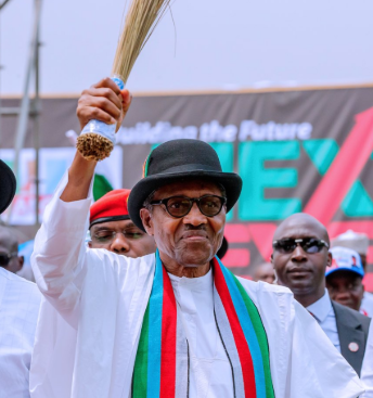 Your sacrifices in voting for me will not be in vain- President Buhari assures Nigerians