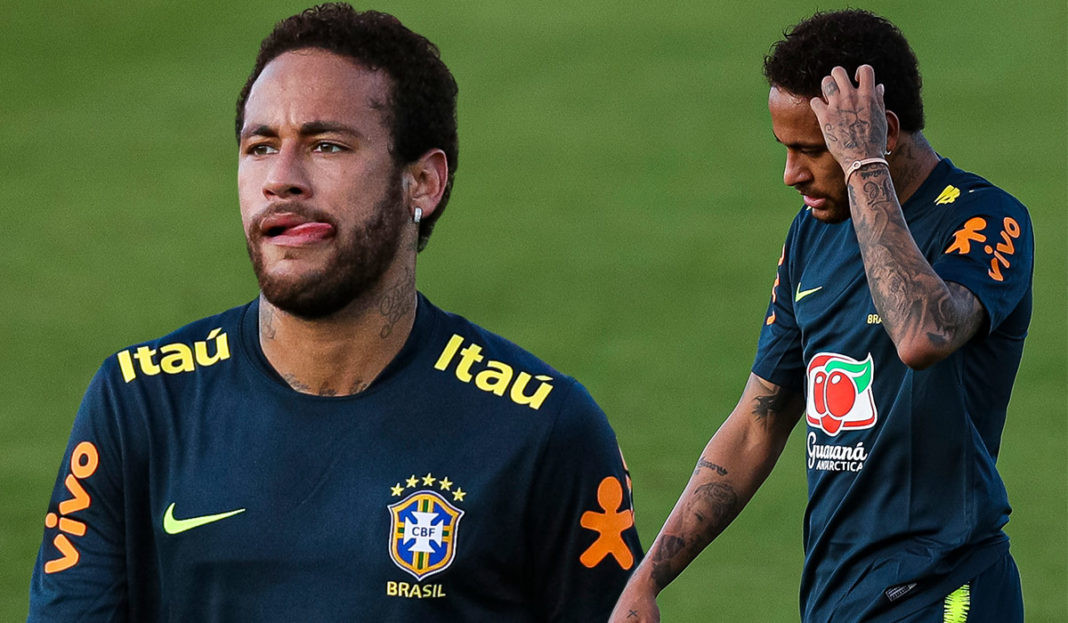 Football star, Neymar asked to testify by police over his IG video showing explicit WhatsApp messages and photos from woman who accused him of rape?