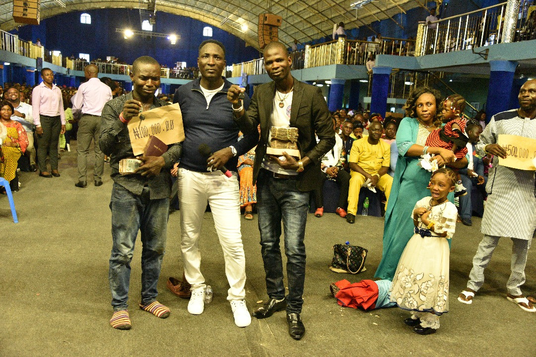 Reckless Blessing of Prophet Jeremiah Omoto Fufeyin