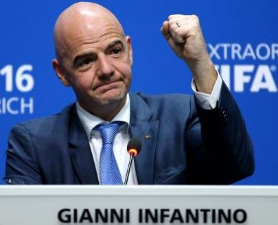 Gianni?Infantino re-elected for a second term as FIFA president