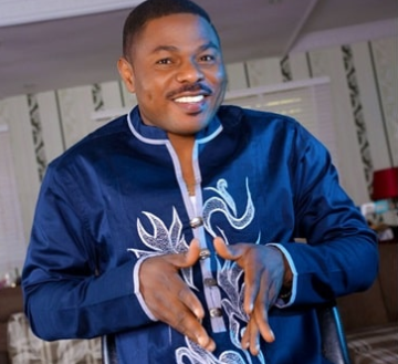 Singer, Yinka Ayefele, debunks rumors of him welcoming set of triplet