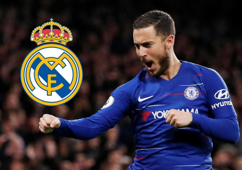 Real Madrid agrees to pay £130m to sign Eden Hazard from Chelsea