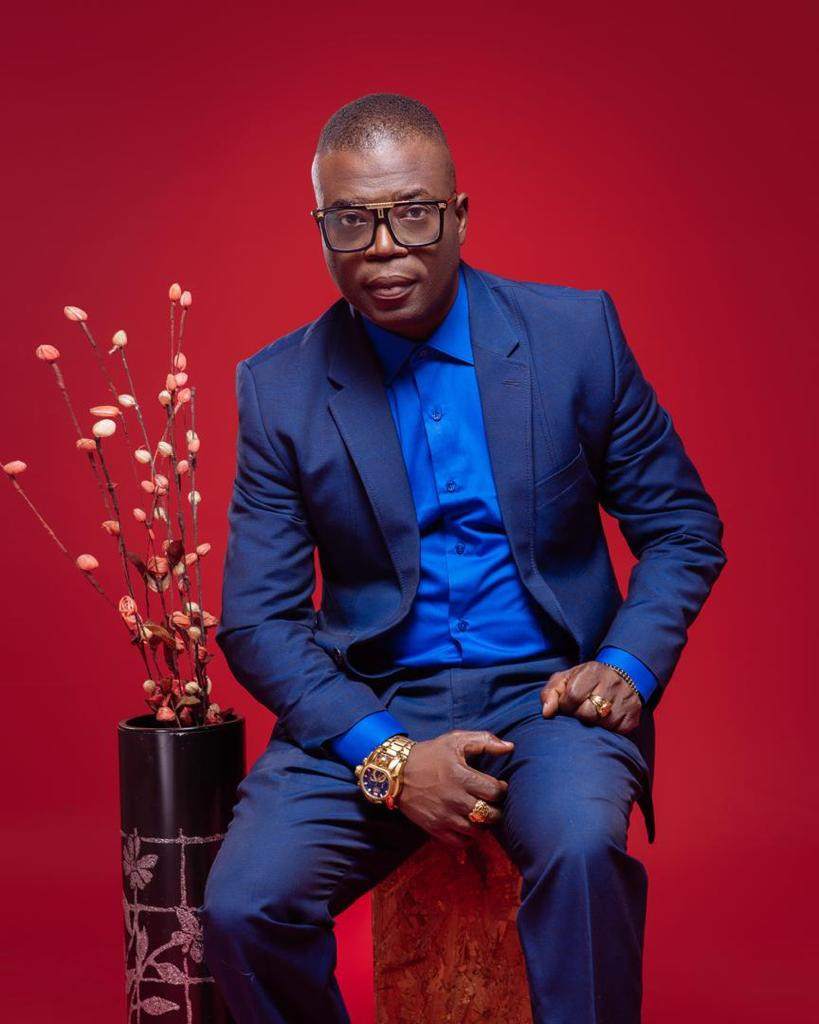 PH Legendary media personality, Engr Babatunde Faluyi marks his birthday today