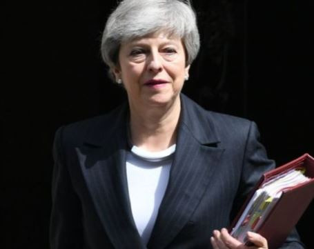 Theresa May to officially step down as?leader of the Conservative Party today