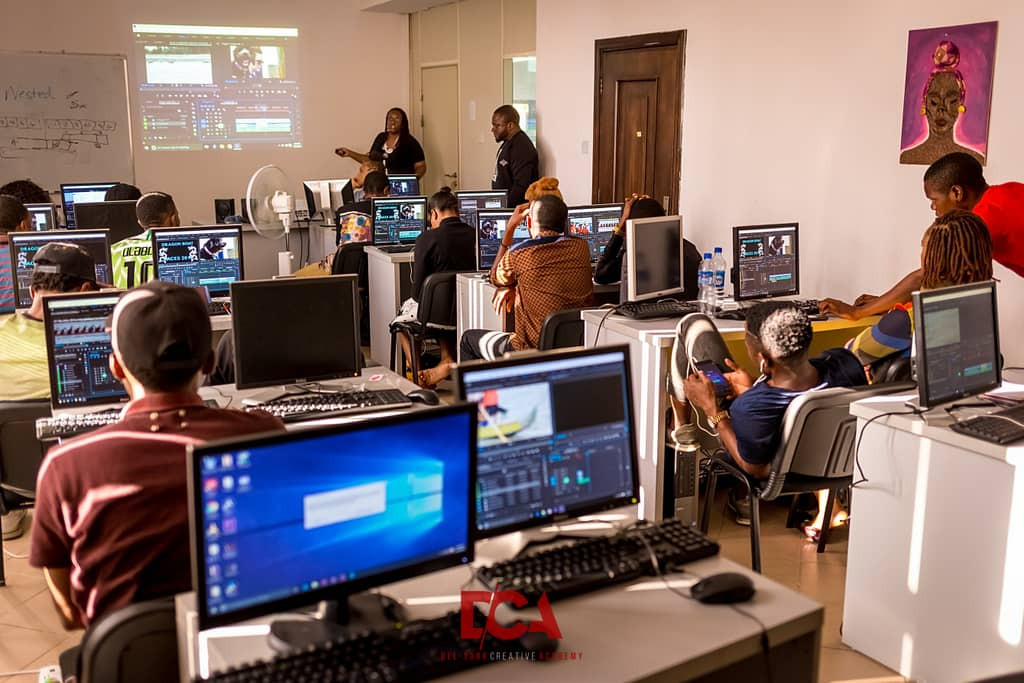 Del- York Creative Academy set to re-skill Africa