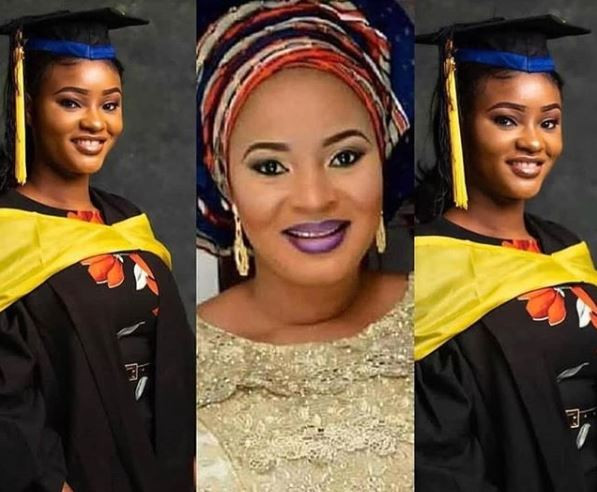 Filmmaker Sam Omiyitan Calls Out His Colleagues For Shunning Late Actress Moyi Olaiyas Daughter On Her Graduation Day