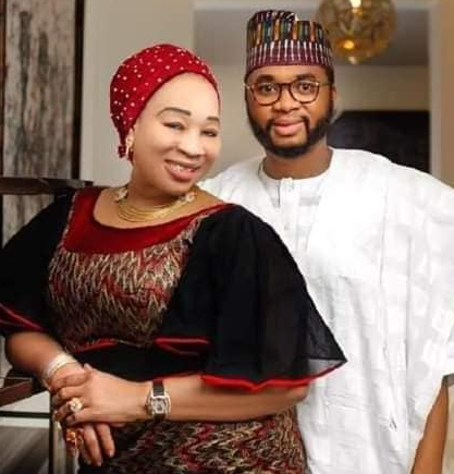 Former Taraba state first lady set to wed young millionaire - pre-wedding photos