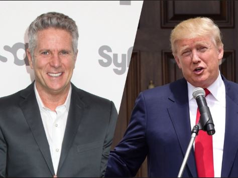 Donny Deutsch Calls Donald Trump A ?despicable Human Being? And The President Responds